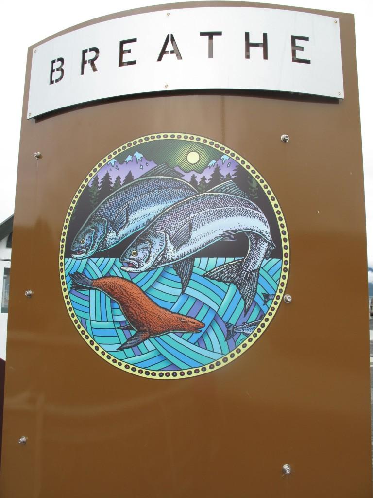 Modern Native Art, Haines, AK