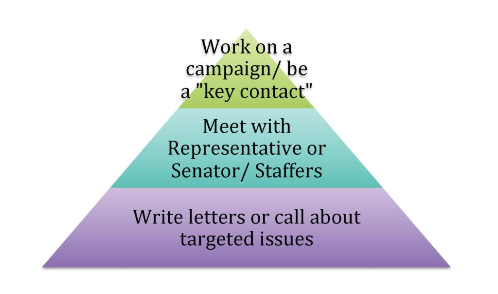 Advocacy Pyramid