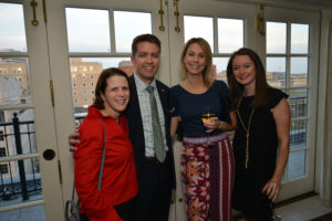 ACS Advocacy Reception at the Top of the Hay